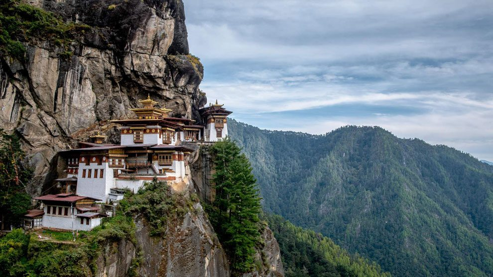 Bhutan - Monasterio del Nido de Tigre