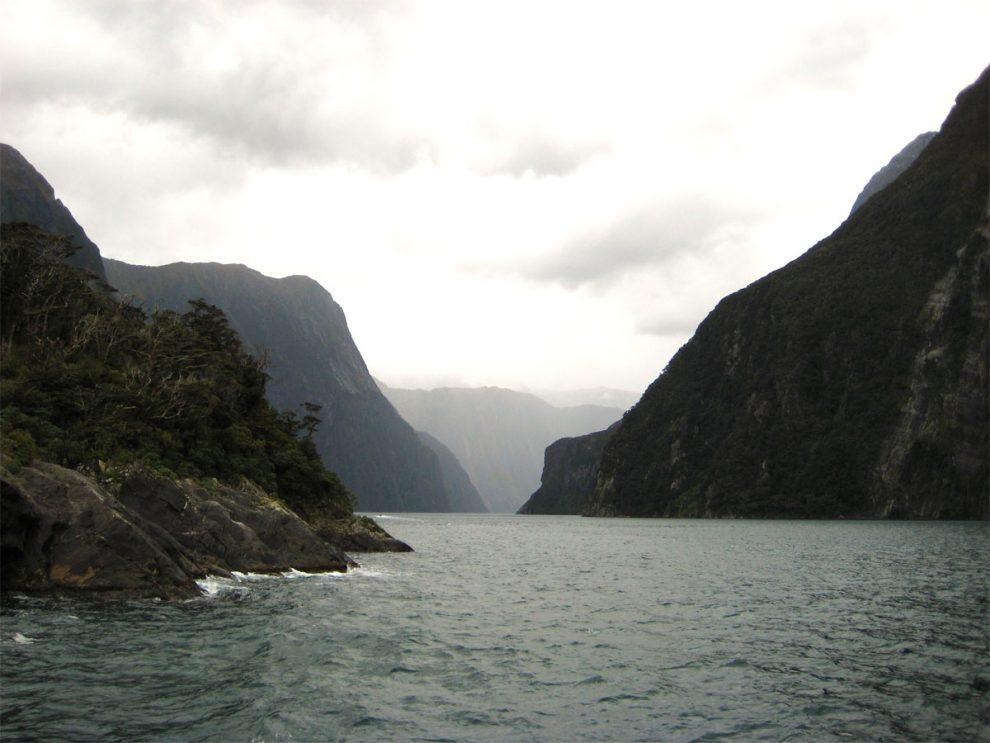 Nueva Zelanda - Milford Sound