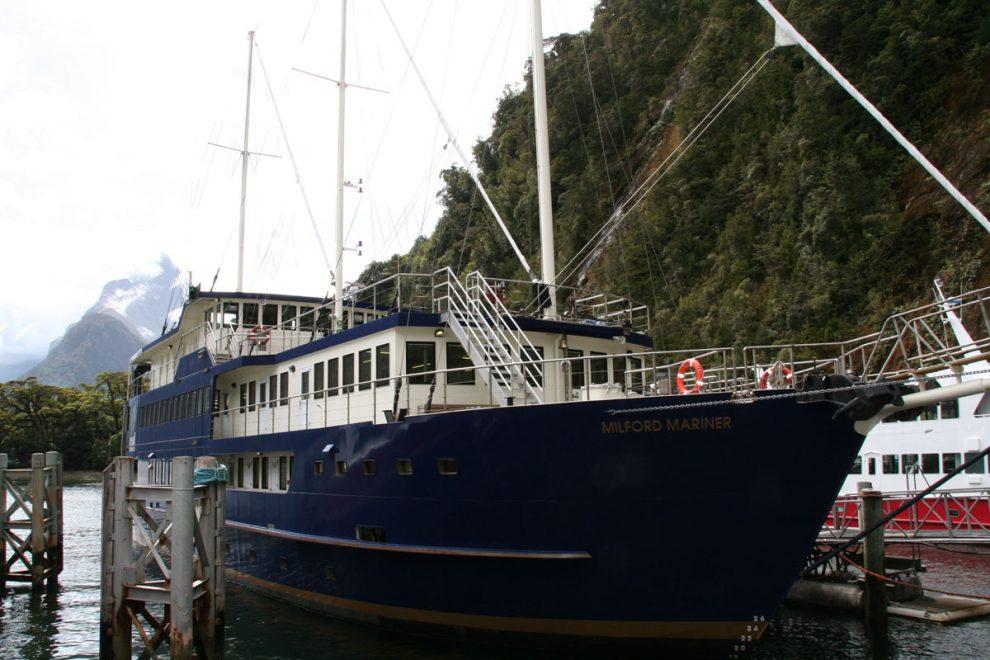 Nueza Zelanda - Crucero por Milford Sounds