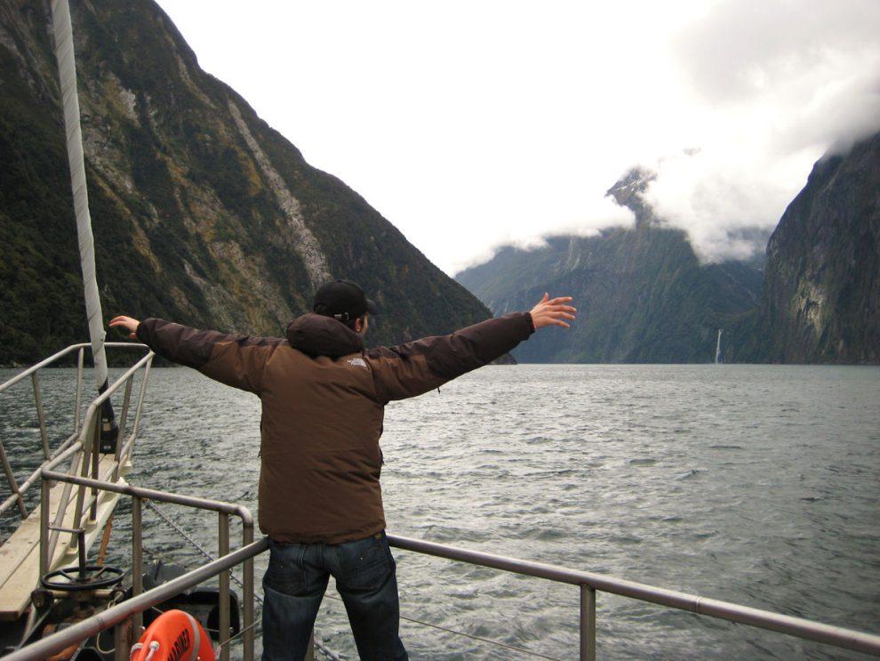 Nueva Zelanda - Crucero por Milford Sound