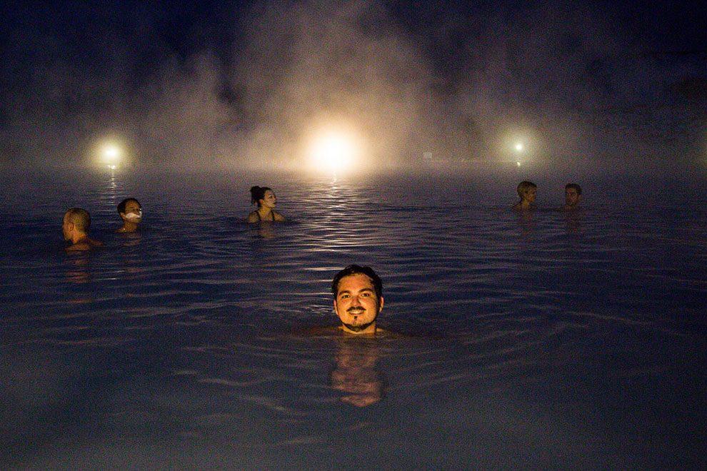 ISlandia - Visita a la Blue Lagoon