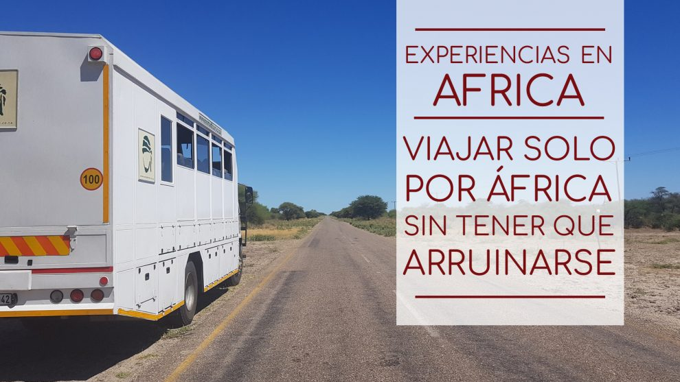 Viajar Barato por Africa
